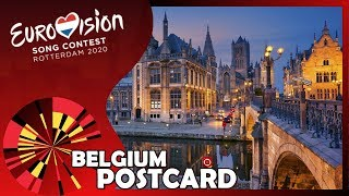 🇧🇪 POSTCARD – Belgium – Hooverphonic - Release Me – Eurovision 2020