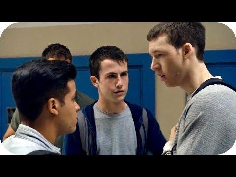 Тайлер вспоминает как его унизили в туалете. 13 причин почему 3 сезон 1 серия