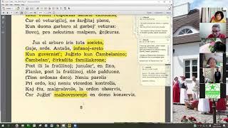 04 | Sinjoro Tadeo 1: 210-289 | Pan Tadeusz - 에스페란토 판 타데우시 1권 공부 (zoom)