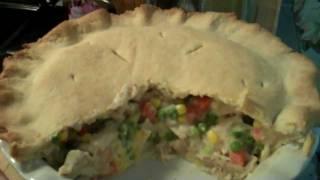 Easy Chicken Pot Pie!!