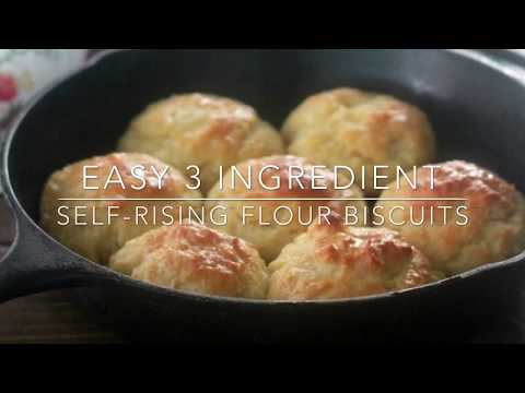 easy-3-ingredient-self-rising-flour-biscuits-(american-style-biscuits)