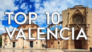 ✅ TOP 10: Things To Do In Valencia