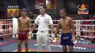 វុត្ថា ណាវី Vs ជន សាវុធ, Bayon TV Boxing, 05/May/2018 | Khmer Boxing Highlights