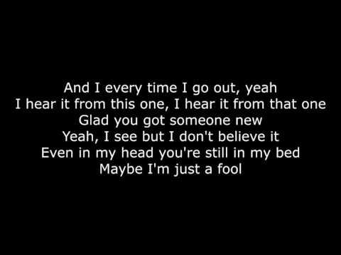 Maroon 5 Don`t Wanna Know lirik