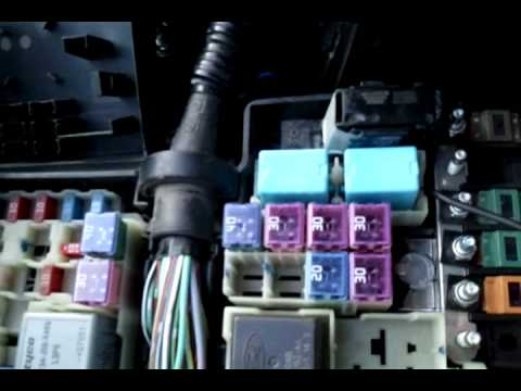 2003 Honda Accord Fuse Box Wiring Diagram Mazdaspeed 3 In Tank Fuel Pump Issue Youtube
