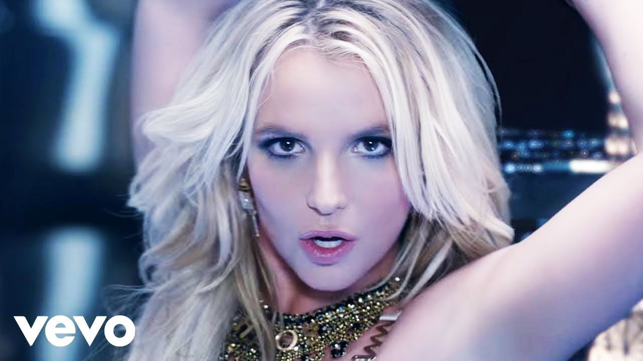 Britney Spears - Work ***** (Official Music Video) - YouTube