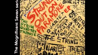 Pressure - Strung Out On Paramore