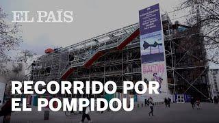 Museo Pompidou - Iluminaciones