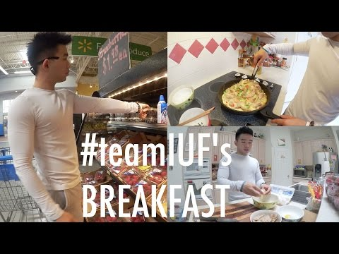 Bữa Sáng Cho Người Giảm Cân | #teamIUF