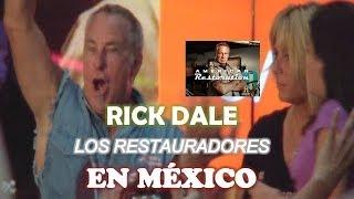 LOS RESTAURADORES EN MÉXICO