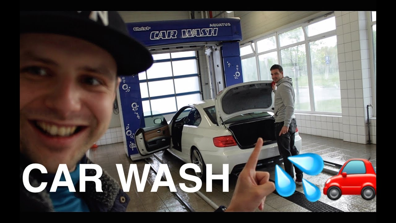 THE LATEST AND GREATEST CAR WASHING TECHNOLOGY   VLOG #5