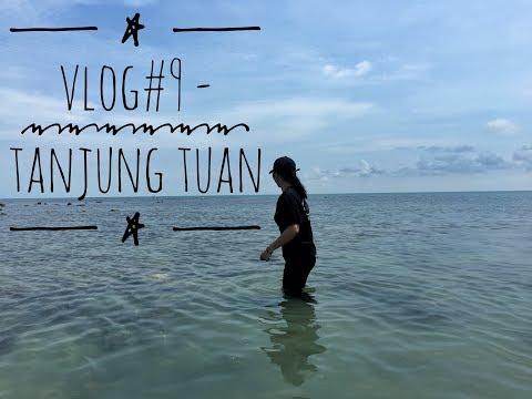VLOG#9 - FIELD TRIP TO TANJUNG TUAN (PORT DICKSON) MALAYSIA ////MARINE ECOLOGY LAB /////// 2018