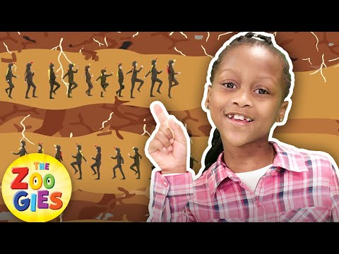 The Ants Go Marching 🐜| Kids Singing Nursery Rhymes | New Video by Zouzounia TV