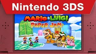 Mario & Luigi: Paper Jam - Just the Fax Trailer