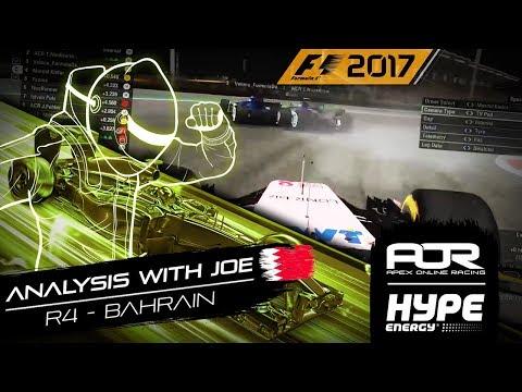 Full XB1 Race Analysis with Joe | R4 - Bahrain | AOR Hype Energy F1 Leagues