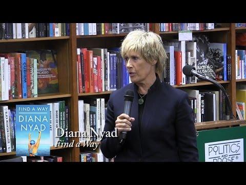"Diana Nyad, ""Find a Way"""