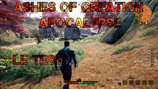 Ashes of Creation Apocalypse - La déception : Gameplay - Test - Avis en Français