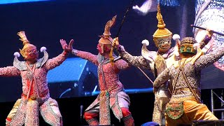 Malaysia International Mask Festival 2015 - Sala Chaleemkrung Royal Theatre