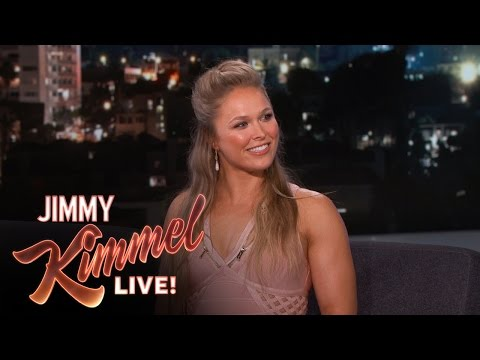 Thumbnail: Ronda Rousey Wins Fights in Under 20 Seconds