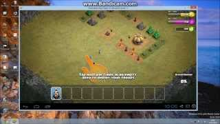 How to Download and Install Clash of Clans on PC Free.(1)First Download bluestacks from-http://www.bluestacks.com 2)then search for clash of clans on bluestacks 3)click on install and then enjoy playing clash of ..., 2014-02-21T16:54:21.000Z)