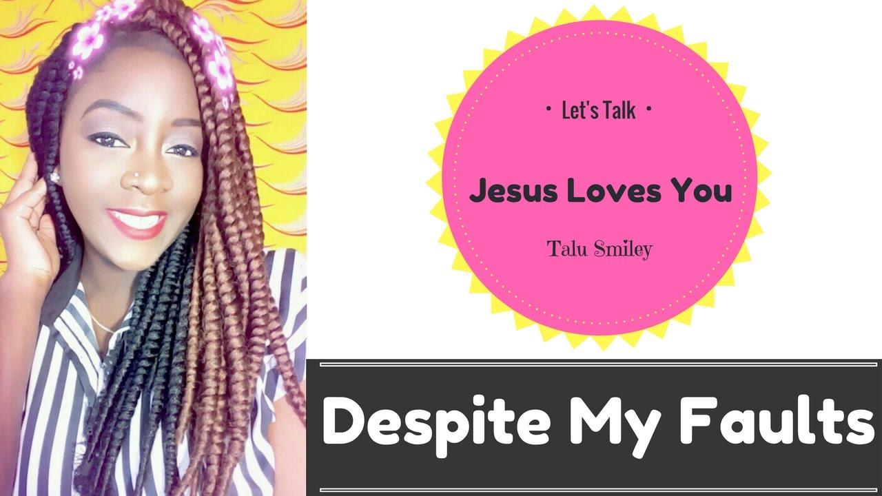Jesus Loves You | Talu Smiley - YouTube