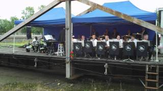 Valkeakosken Big Band, Trumpet Cha Cha, Akaan Veturimuseo 25 8 2011