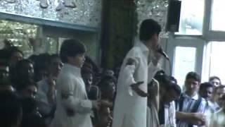 Ussay Abbas Kehtay Hain by Ali Shanawar (son of Nadeem Sarwar)