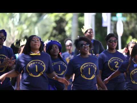 Florida International University Homecoming 2014