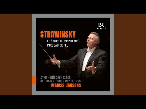 The Firebird Suite (1945 Version) : III. Pas de deux. Firebird and Ivan Tsarevich (Live) mp3