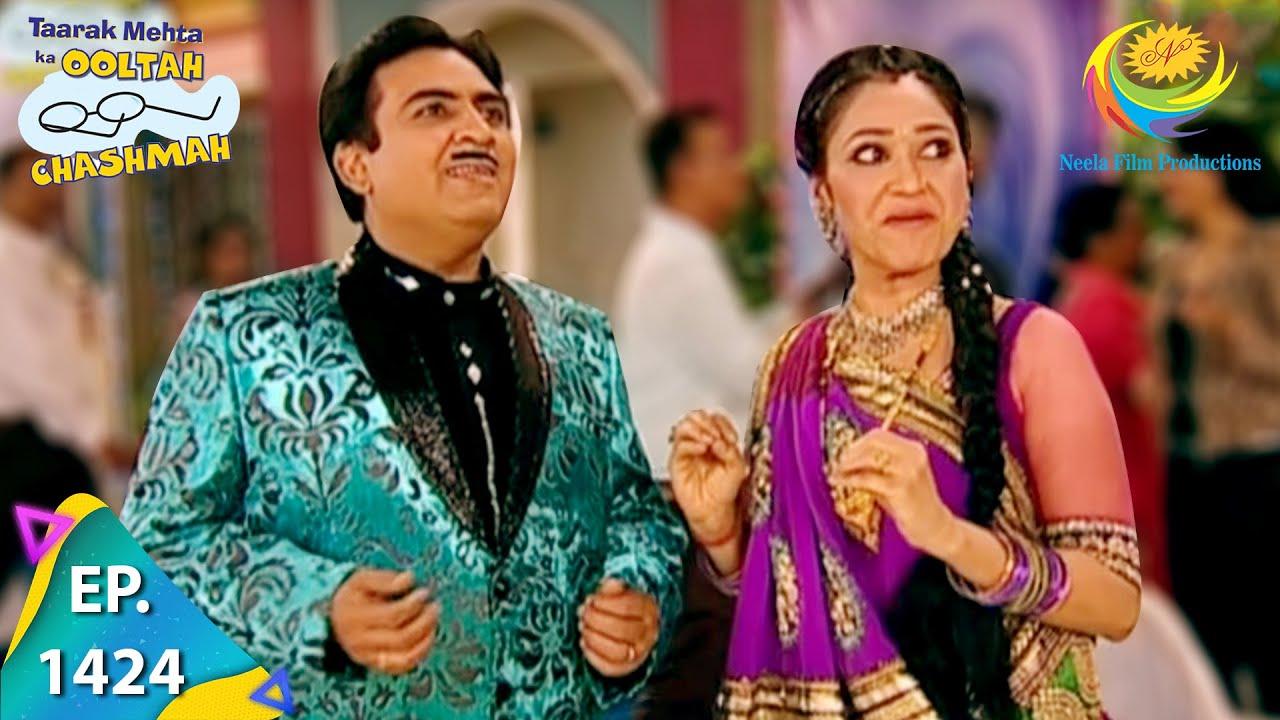 Download Taarak Mehta Ka Ooltah Chashmah - Episode 1424 - Full Episode