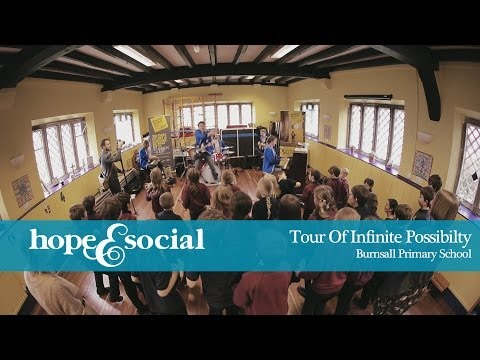 HOPE & SOCIAL | TOUR OF INFINITE POSSIBILITY - EPISODE 1 - DAY ONE