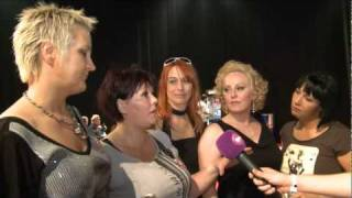 anne shownieuws - interview Def Dames Dope