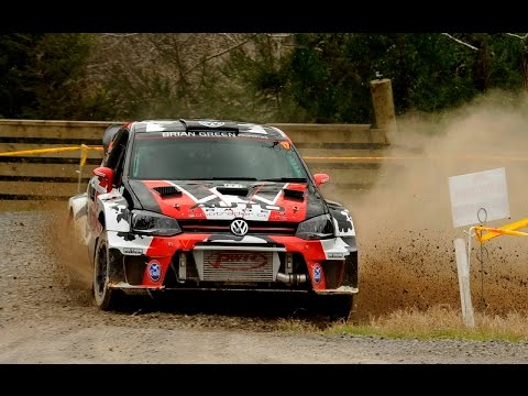 2015 MAHINDRA GOLDRUSH RALLY OF COROMANDEL HIGHLIGHTS