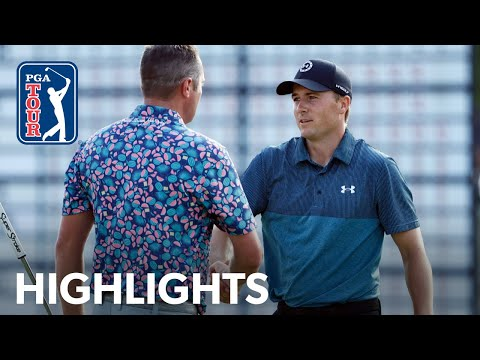 Highlights | Round 3 | Charles Schwab | 2021