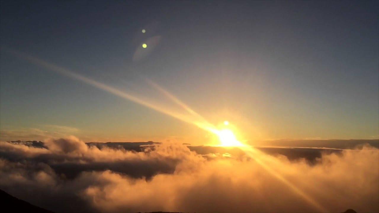 Sunrise over hawaii haleakala national park in hd youtube sunrise over hawaii haleakala national park in hd publicscrutiny Gallery