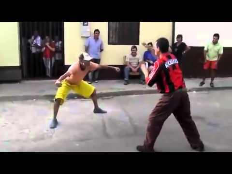 Luta De Bêbados UFC COMBATE 2012/2013
