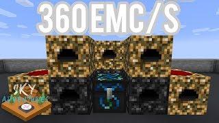 OP EMC FARM! 360 EMC/Sekunde - Minecraft Sky Adventures - 29 - Minecraft Sky Modpack