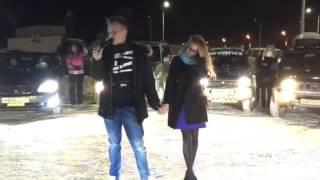 При свете 200 фар сделал предложение девушке житель Южно-Сахалинска