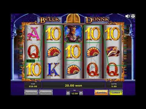 Игровой автомат BELLA DONNA играть бесплатно и без регистрации онлайн