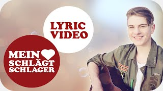 Vincent Gross - Du Du Du (Mein Herz schlägt Schlager Lyric Video)