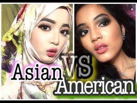 Malaysian VS Western Makeup   Asian Makeup Trends   Makeup Tutorial