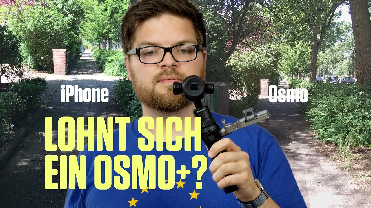 dji osmo kamera und gimbal ausprobiert flop f r vlogs. Black Bedroom Furniture Sets. Home Design Ideas