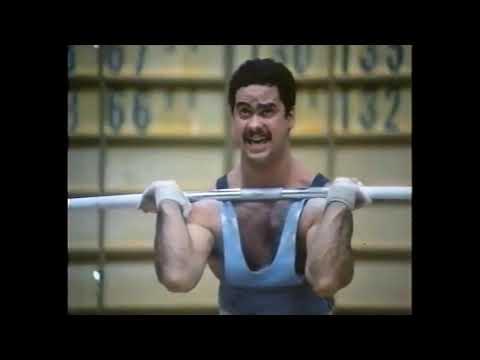 School of Champions Bulgarian Weightlifting Documentary