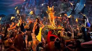 The Ten Commandments Golden Calf Scene