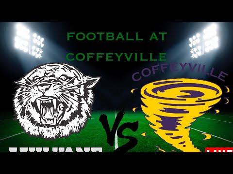 Mulvane High School Football VS. Coffeyville 10-4-19