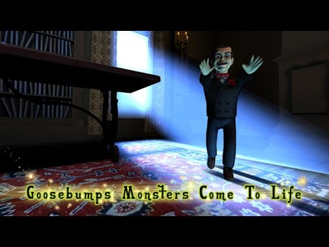Goosebumps Night of Scares - By Cosmic Forces - Compatible with iPhone, iPad, and iPod touch.