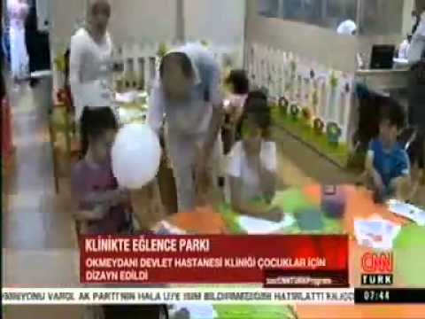 Istanbul Okmeydani Agiz Ve Dis Sagligi Hastanesi Pedadonti Klinigi Cnn Turk Haberi