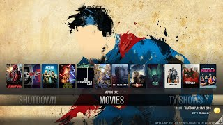 Kodi 16.1 Build Reviews & How To Install SCHISM TV-INK