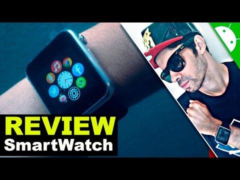 Review SmartWatch Relógio inteligente bom e barato l Banggood Pt/br