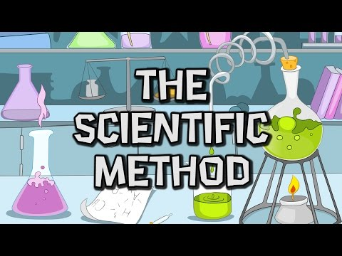 Learning Science | Scientific Method Song | Lyric Video | Kid's Songs | Jack Hartmann